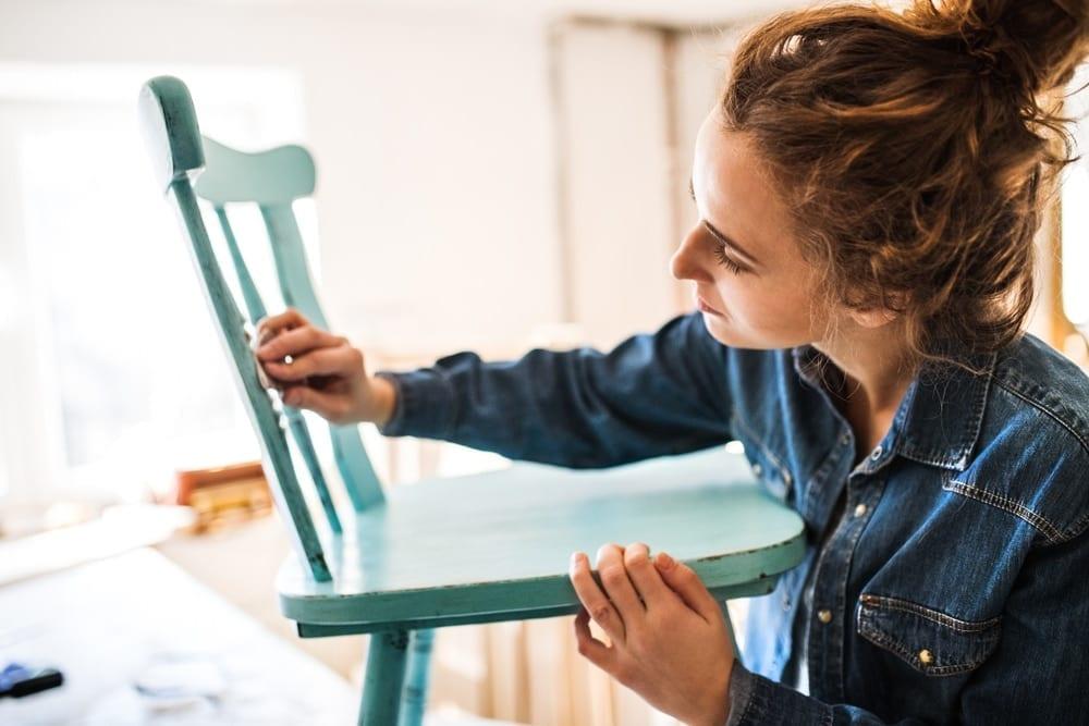 a bútorok felújítása után új stílust kaphatnak