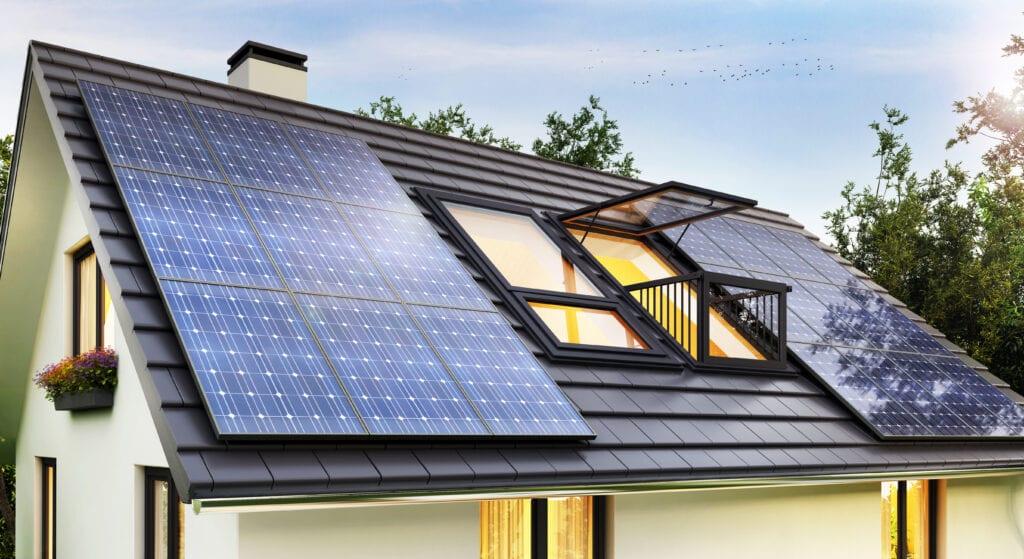 a városokban a napelemek alkalmazása kiváló lehetőség