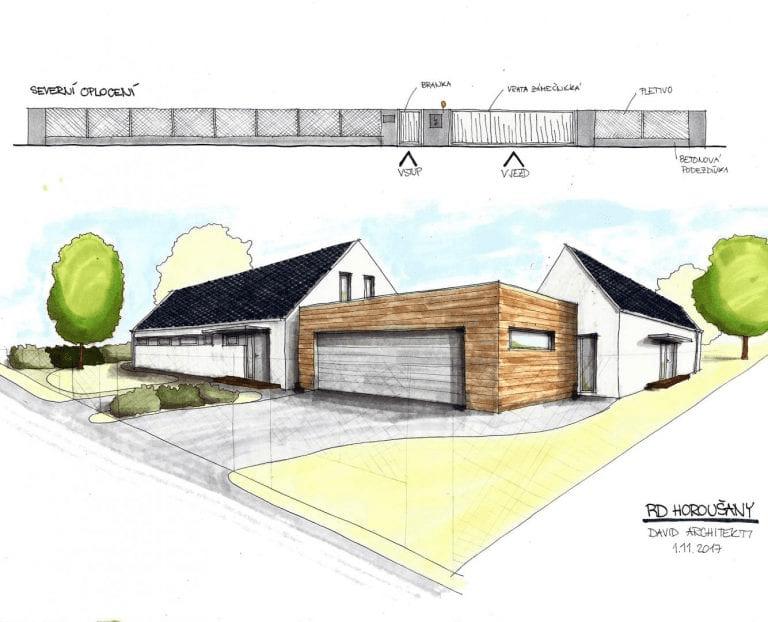 Egy nagyobb felújításkor a kerítés és a kapu, valamint a kert is okozhat többletköltségeket