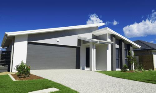 a ház tervezése és felépítése összetett és hosszú folyamat