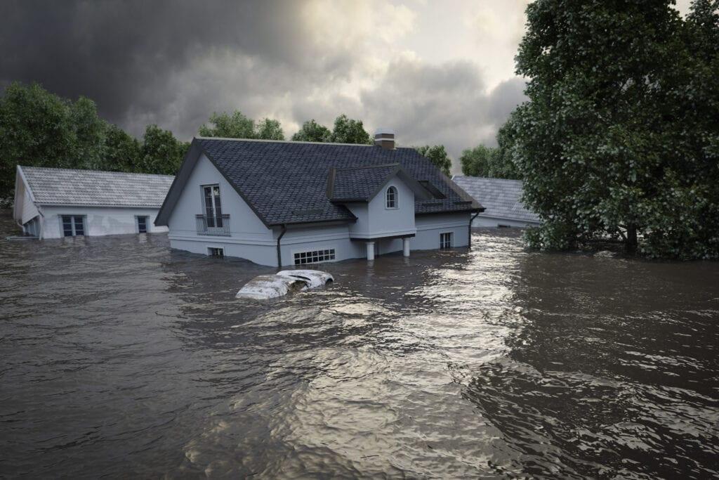 az árvízek súlyos fenyegetést jelentenek