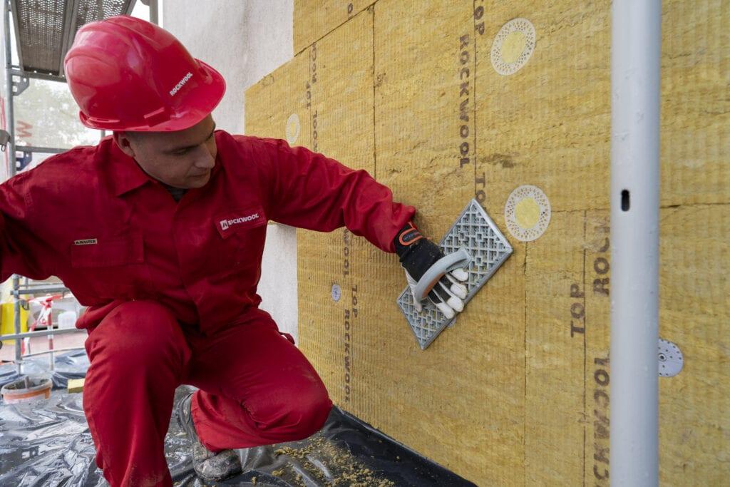 Hőszigeteléssel az energiatakarkos épületekért!