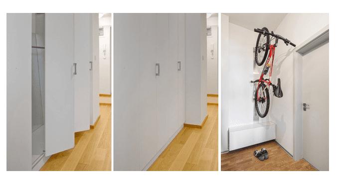 A kis lakások berendezése kreativitást igényel